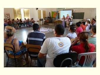 Em mais um encontro Irpaa avalia ações de assessoria técnica e extensão rural à agricultores/as familiares