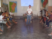 Irpaa realiza seminário de Hidroestesia