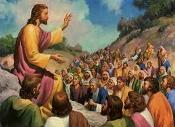 Cenário sertanejo testemunha paixão, morte e ressurreição de Cristo