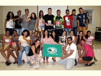 Jovens Comunicadores debatem cidadania durante oficina