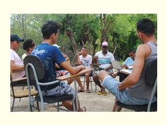 Encontro discute perspectivas e desafios das/dos jovens dos Fundos de Pasto
