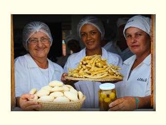Projeto Ecoforte contribui com a estruturação da Central da Caatinga