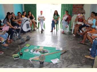 Em Uauá, jovens de Lajes das Aroeiras se preparam para lançar jornal comunitário