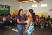 """Teatro, leitura e """"contação"""" de histórias movimentam escolas no sertão baiano"""