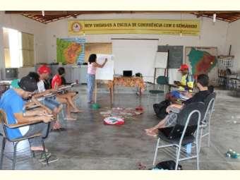 Lideranças do Movimento dos Pequenos Agricultores participam de formação na área de comunicação