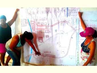 Instituições parceiras discutem com o Irpaa metodologias participativas