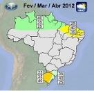 Alerta: Mudanças na Previsão de chuva para o Nordeste