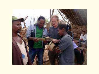 Irpaa participa de Simpósio Internacional de Captação de Água de Chuva na Etiópia