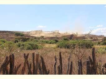 Mineração: uso de explosivos aterroriza comunidade de Angico dos Dias