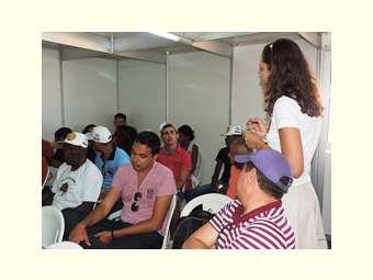 Participantes do SemiáridoShow debatem Comunicação em minicurso