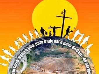 Missão da terra mobiliza romeiros e romeiras para celebrar a luta dos Fundos de Pasto