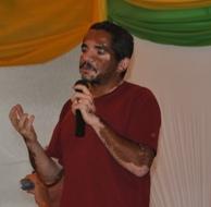 """""""O Semiárido é viável, a Caatinga é rica, o problema está na questão fundiária"""", diz participante da 2ª Rota Estratégica de Aprendizagem."""