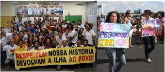 Vitória da luta popular: Ilha do Fogo volta ao povo!