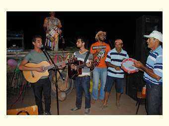 Comunidade de Campo Alegre de Lourdes promove Caravana Cultural