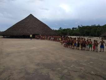 NOTA PÚBLICA - Linhão na terra do povo Kinja (Waimiri Atroari): A velha política contra os indígena