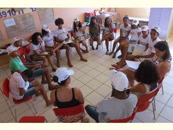 Jovens do campo participam de Projeto Piloto de formação em Comunicação através do Pró-Semiárido