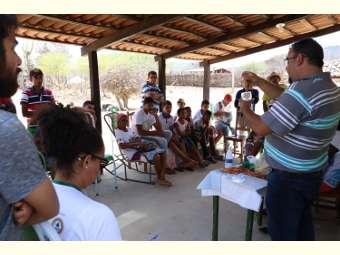 Caprinovinocultura é tema de oficina em Salgueiro