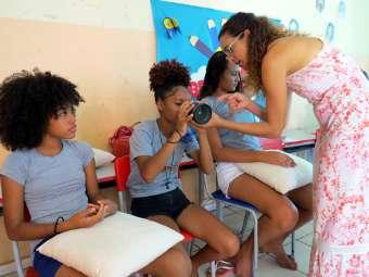 Projeto Jovens Comunicadores estimula a prática da fotografia voltada para o Semiárido
