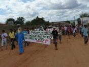 Denúncias de destruição e formas de preservação da Caatinga foram destaque na 24ª Romaria de Canudos