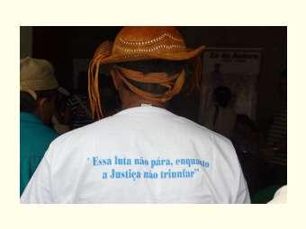 Moção de apoio às comunidades tradicionais de Areia Grande e de repúdio a decisão do juiz Eduardo Padilha, de Casa Nova (BA)