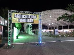 Agricultura Familiar atrai visitantes na Fenagri/Expovale 2013