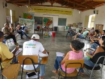 Representantes da Articulação de Fundo e Fecho de Pasto se reúne em Juazeiro