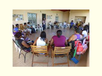 Mulheres de comunidades Fundo de Pasto de Curaçá realizam encontro