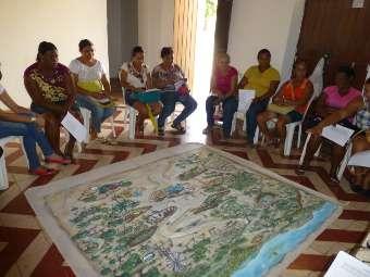 Mulheres de comunidades Fundo de Pasto de Curaçá realizam 2º encontro
