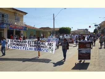 Comunidades Tradicionais de Fundo e Fecho de Pasto participam de Seminário Estadual em Correntina