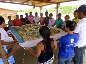 Comunidades Fundo de Pasto de Canudos se reúnem para discutir garantia de direitos