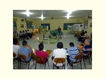Ações e Projetos do Irpaa são apresentados para Padres da Diocese de Juazeiro