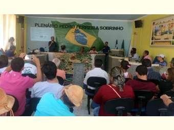 Audiência Pública em Uauá discute Superpastoreio de animais na Caatinga
