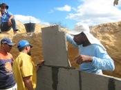 P1+2 realiza mais uma capacitação de pedreiros para construção de cisternas-calçadão