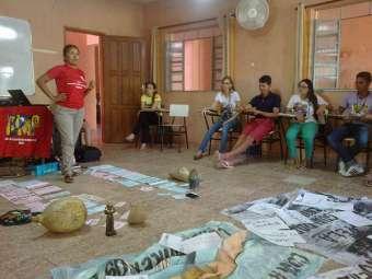 Jovens de Campo Formoso debatem igualdade racial e relação de gênero
