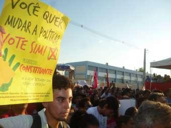 Plebiscito Constituinte mobiliza organizações sociais e sociedade civil em Juazeiro