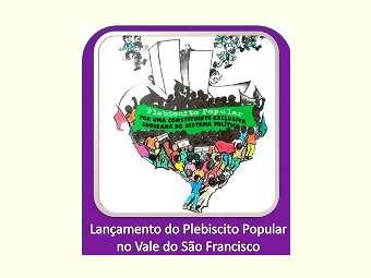 Plebiscito Popular por Reforma Política será lançado nesta quinta em Petrolina