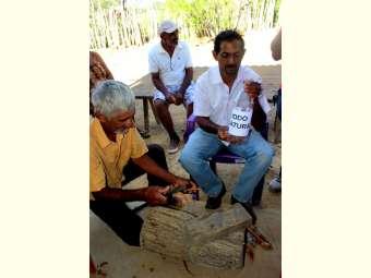 Manejo Sanitário é tema de atividade de agricultores e agricultoras em Juazeiro