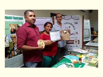 Experiência do Recaatingamento desenvolvida pelo Irpaa recebe premiação em Brasília