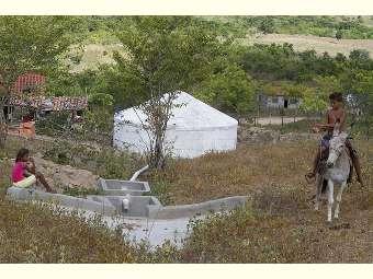 Programa de cisternas enfrenta