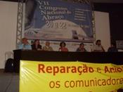 Congresso Brasileiro de Rádios Comunitárias contou com representação do Sertão do São Francisco