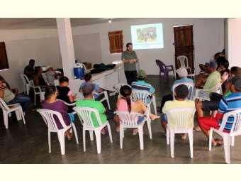 Manejo e conservação da Caatinga é tema de formação para famílias participante do projeto Ecoforte