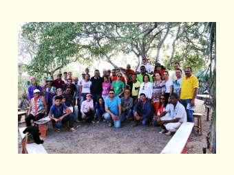 Famílias do Sertão do São Francisco conhecem experiência de Recaatingamento em propriedade de Valente (BA)