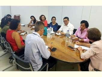 Fórum Estadual de Educação do Campo se reúne com parlamentares