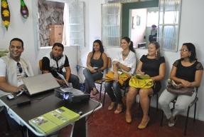 Irpaa dialoga com entidades públicas de Uauá para execução de Projeto de Ater