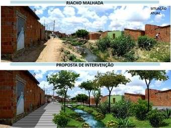 Conselho de Meio Ambiente de Juazeiro se manifesta contra cobertura dos riachos urbanos