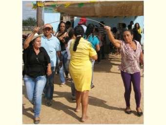 Tradição: Roda de São Gonçalo reúne mais de 500 pessoas em comunidade de Casa Nova