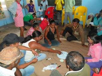 Comunidade realiza diagnóstico comunitário para subisidiar ações de Ater