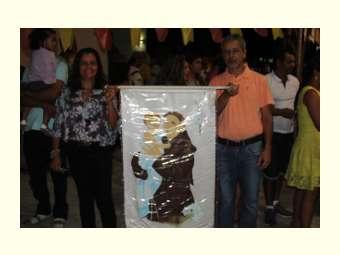 Festejos de Santo Antônio movimentam a cidade de Canudos