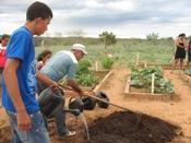 Agroecologia é tema de encontro na comunidade de São Bento