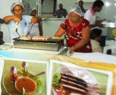 Pescadoras de Sobradinho apostam em derivados do Peixe e participam da Fenagri